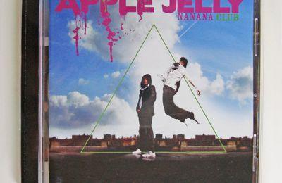 """CD Apple Jelly """"Na na na club"""" Mvs Records 2008"""