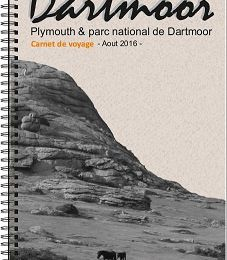Going to Dartmoor - carnet de voyage 2016 - Plymouth & Parc national de Dartmoor
