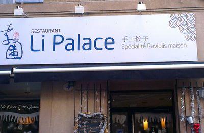 LiPalace : Une adresse aixoise aux saveurs piquantes du Sichuan