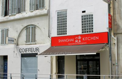 Shanghai Kitchen 海上小厨 (Restaurant Chinois, Marseille)