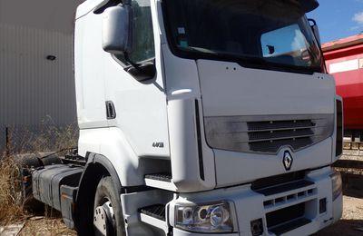 Camion Tracteur Renault Premium 440
