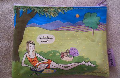 La trousse beauté de l'été ELLE pour L'Occitane (Bon Plan)