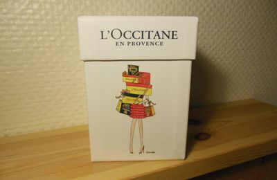 La Little Mini Box de Noël 2013 by L'Occitane (Bon Plan)
