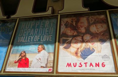 [Cinéma -  Festival de Cannes - Cinéma Rialto -  Nice] Guillaume Nicloux - Valley of love : looking for Michaël