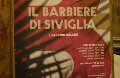 [Musique – Opéra de Monte-Carlo – Monaco] Il barbiere di Siviglia : récit d'un naufrage