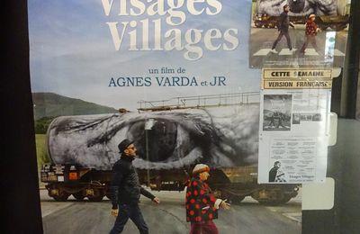 [Cinéma – Le Rialto – Nice] « Visages, villages » : Agnès Varda et JR battent la campagne