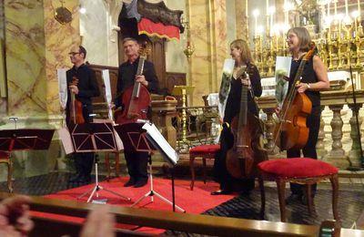 [Musique - 17èmes Musicales du Trophée – La Turbie] Musique au Grand Siècle