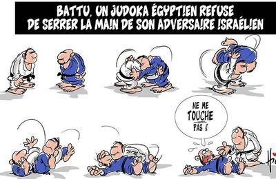 Judoka : cas !