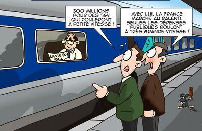 Alstom : Hollande aiguille la commande publique