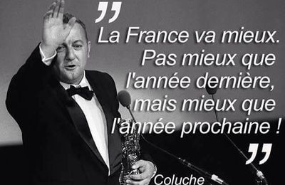 La France va mieux..