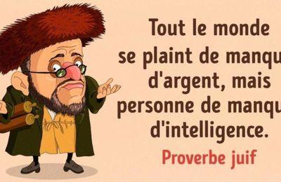 Proverbe Juif