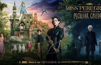 Filmtipp: 'Miss Peregrine's Home for peculiar Children'