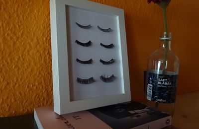 Fake Lashes DIY