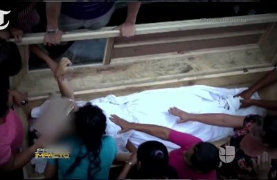 Honduras : Un cercueil déterré et ouvert après avoir entendu des cris