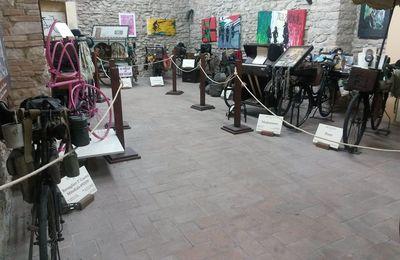Fabriano: Museo delle Arti e dei Mestieri in bicicletta