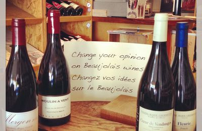 Change your opinions on Beaujolais wines !