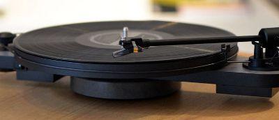 Idée cadeau - une platine vinyle