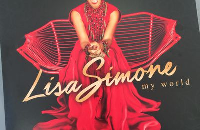 Lisa Simone - My world
