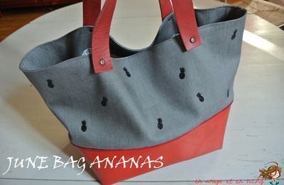June Bag ananas