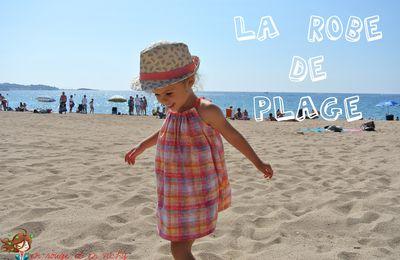 La robe de plage #Les Nouveaux Intemporels# Défi inside!