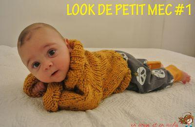 Look de petit mec #1