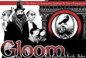 Gloom de Keith Baker (2005 - Editions Edge Entertainment)
