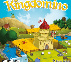 Kingdomino de Bruno Cathala (2016 - Editions Blue Orange)
