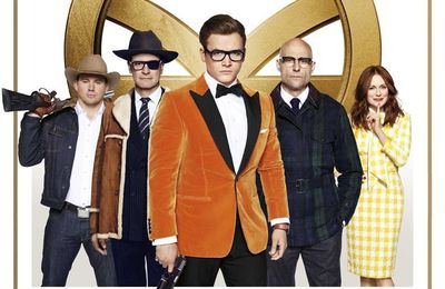 Kingsman - Le cercle d'or (2017 - Matthew Vaughn)
