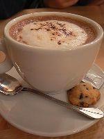 Chaud cacao! chochocho chocolat chaud maison!!!!!!!