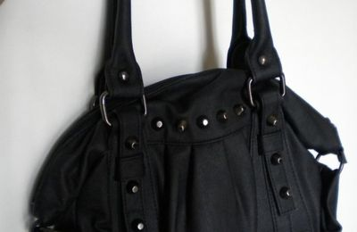 Sac Morgan en simili cuir : 35 euros