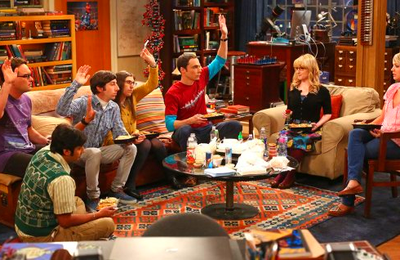 "THE BIG BANG THEORY | #802 ""THE JUNIOR PROFESSOR SOLUTION"""