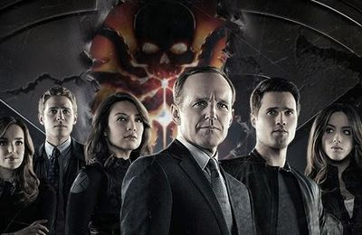 """MARVEL'S AGENTS OF S.H.I.E.L.D. 