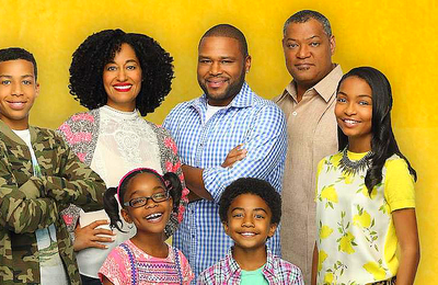 "BLACK-ISH | #104 ""CRAZY MOM"""
