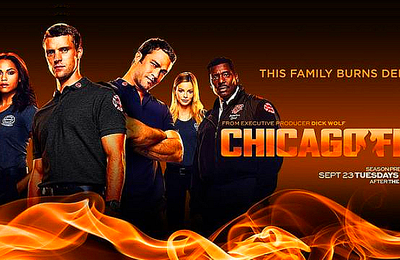"""CHICAGO FIRE 