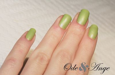Kiko n°390 Light Green