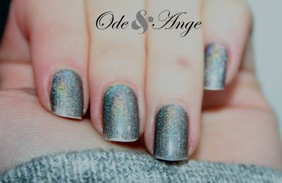 Kiko n°400 Steel Grey