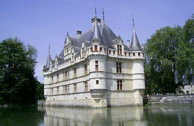 Restitution de la chambre de Philippe Lesbahy à Azay-le-Rideau