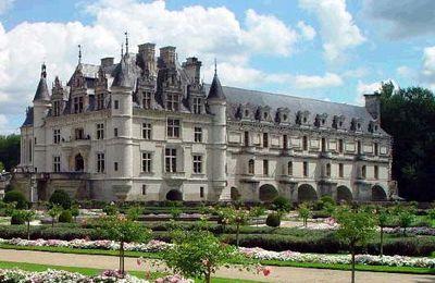 Le château de Chenonceau, une architecture du bord de l'eau (partie 1)