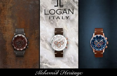 Logan orologi new:  Alchemist Heritage Collection bellezza ed eleganza