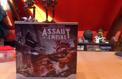 Repercussion et Une Nouvelle Menace ! Star Wars : Imperial Assault