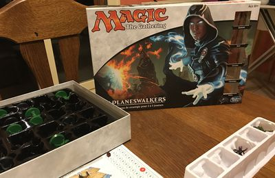 Magic the Gathering  Planeswalkers - Hasbro