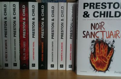 Noir sanctuaire de Douglas Preston et Lincoln Child aux éditions Archipel