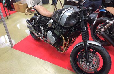 Suzuki Clubman et café racer