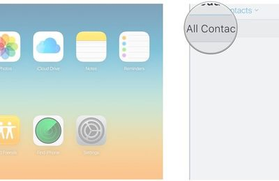 How do I transfer my iPhone contacts to my Android phone?