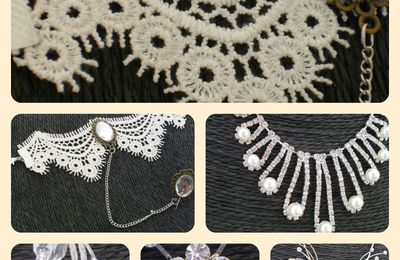 CHABADA ACCESSOIRES COLLECTION MARIAGE