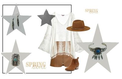 | IDÉE LOOK | SPRING TIME