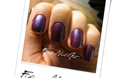 Duo chrome by Nails Inc