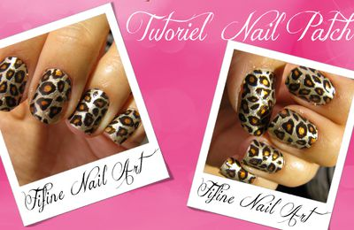 Nail Patch Art - Le tutoriel