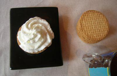 Chantilly à la crème légère (au siphon)