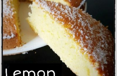 Lemon Fondant (thermomachine recipe)